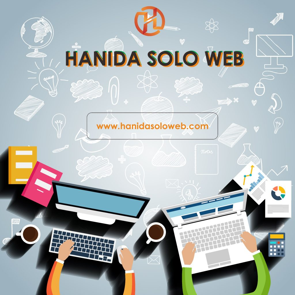 jasa website solo hanida solo web